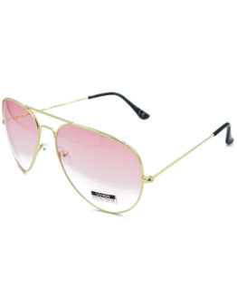 gyalia hlioy aviator gold and light pink